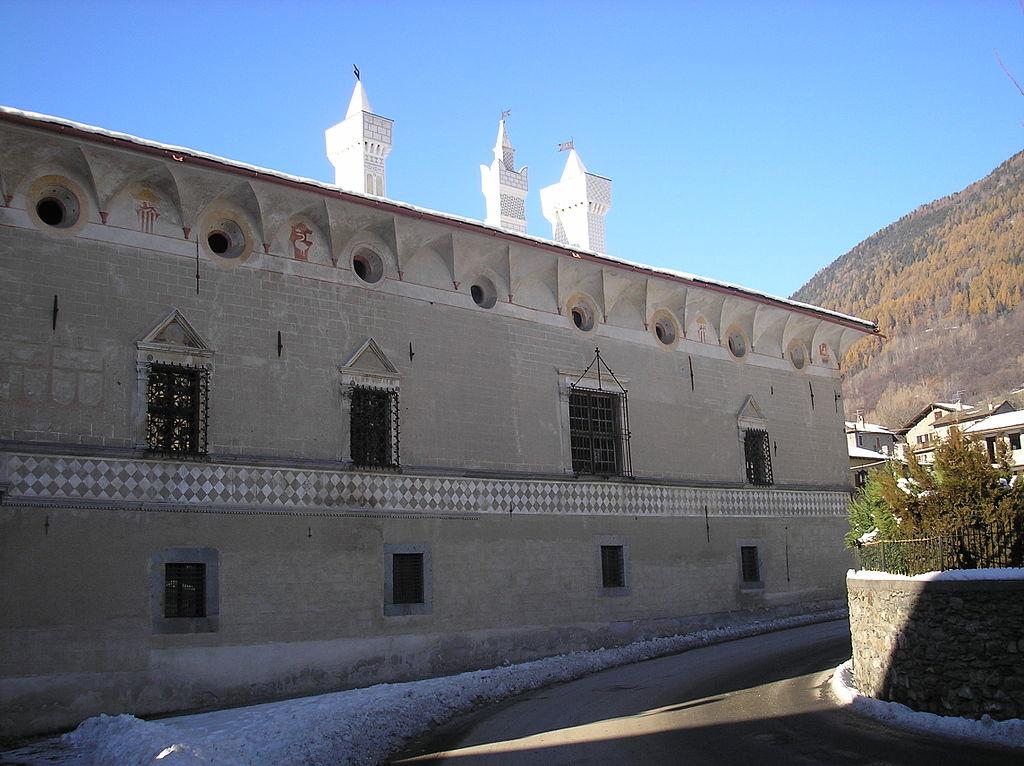 Palazzo Besta comune di teglio - foto di Ghisolabella