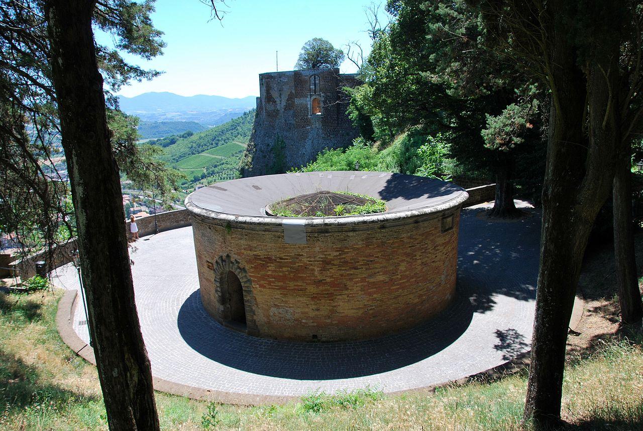 Il Pozzo di San Patrizio di Orvieto - foto di zorro2212