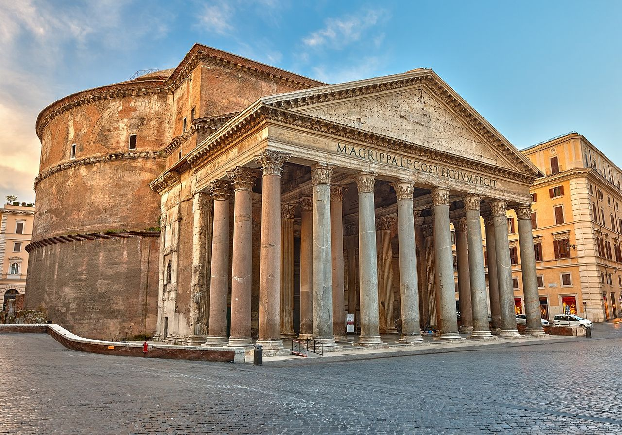 Pantheon - foto ilmeteo.net