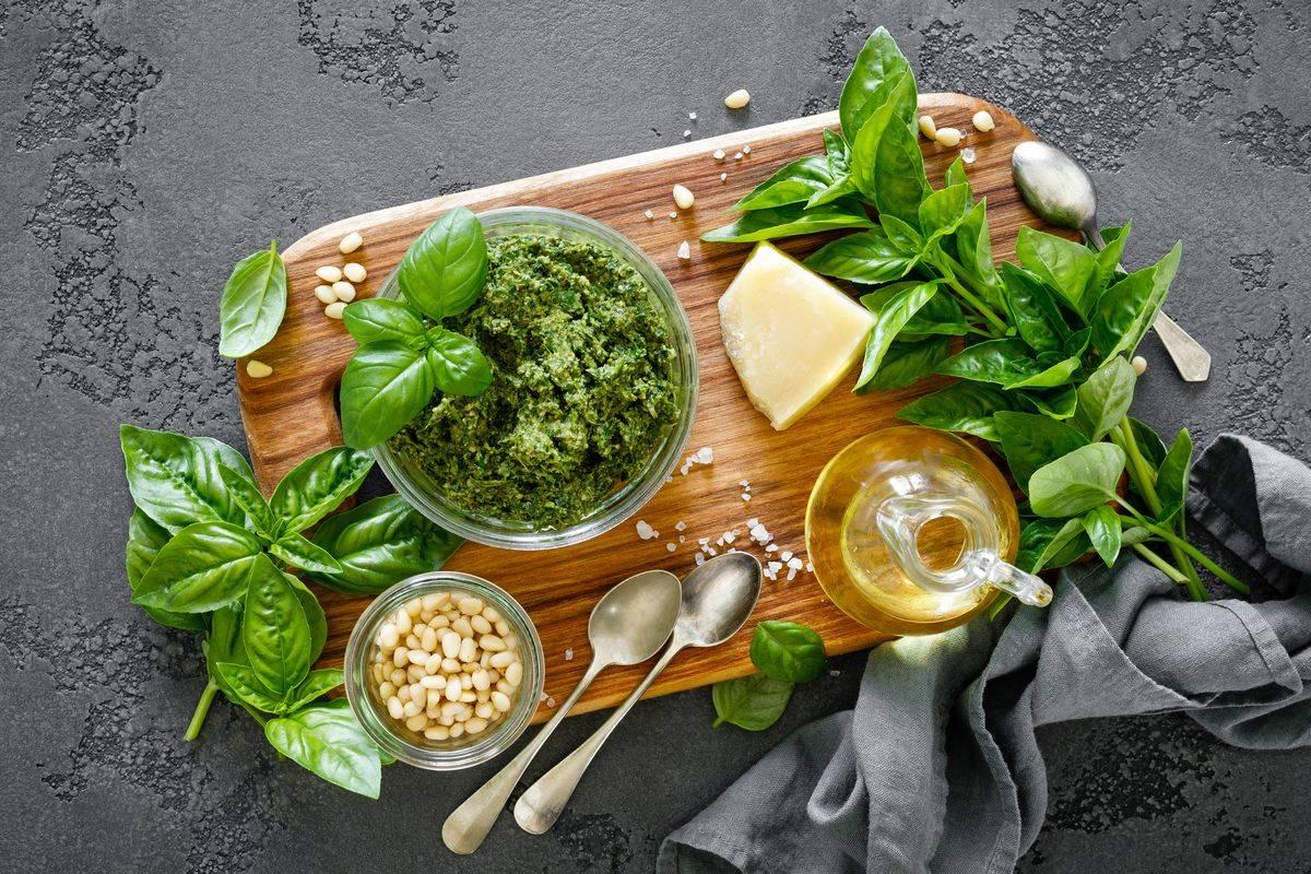 Pesto alla genovese - foto di primochef.it