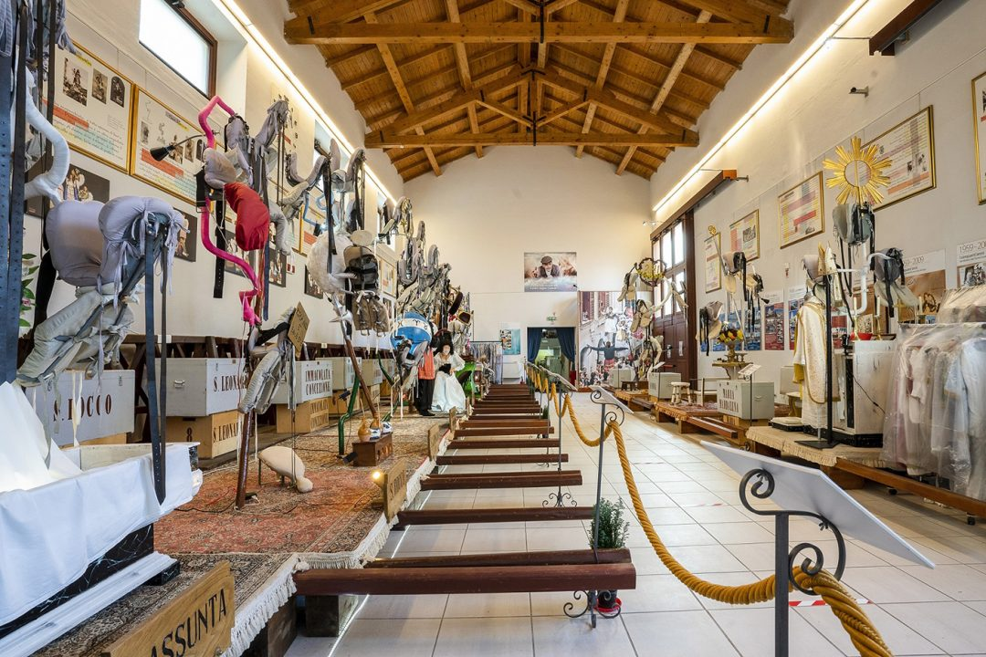 museo dei misteri - foto corriere.it