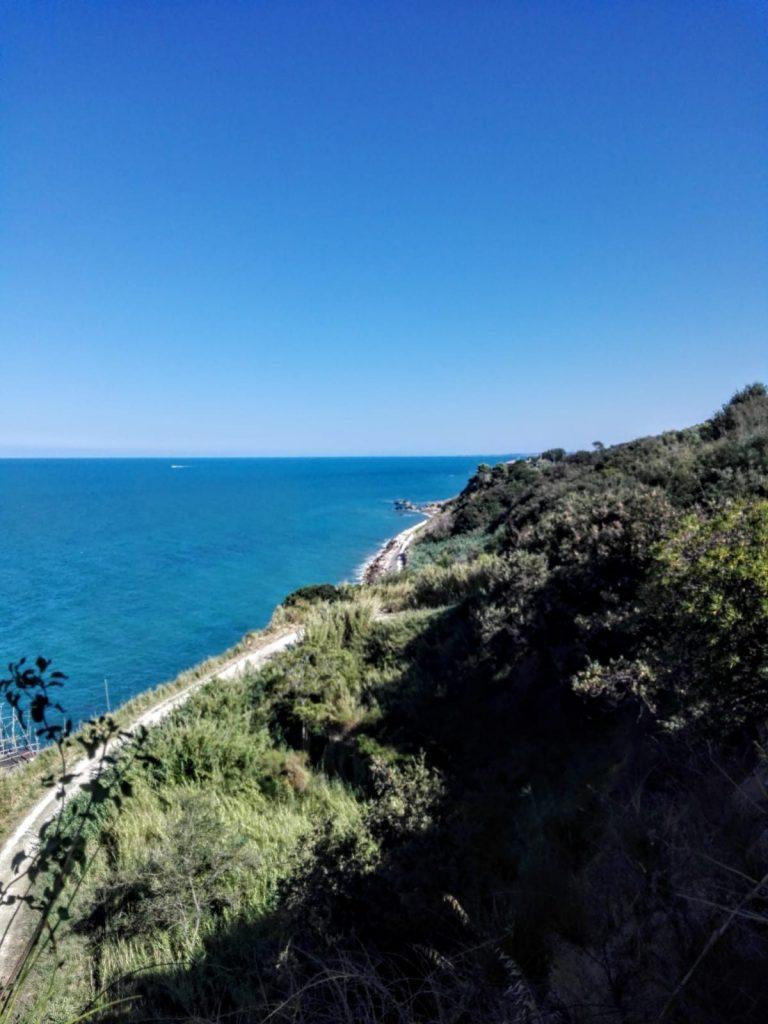 Costa dei Trabocchi - Belvedere Dannunziano. Foto di Dino Almonte