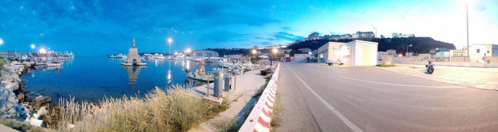 Costa dei Trabocchi - Porto di Ortona. Foto di Dino Almonte