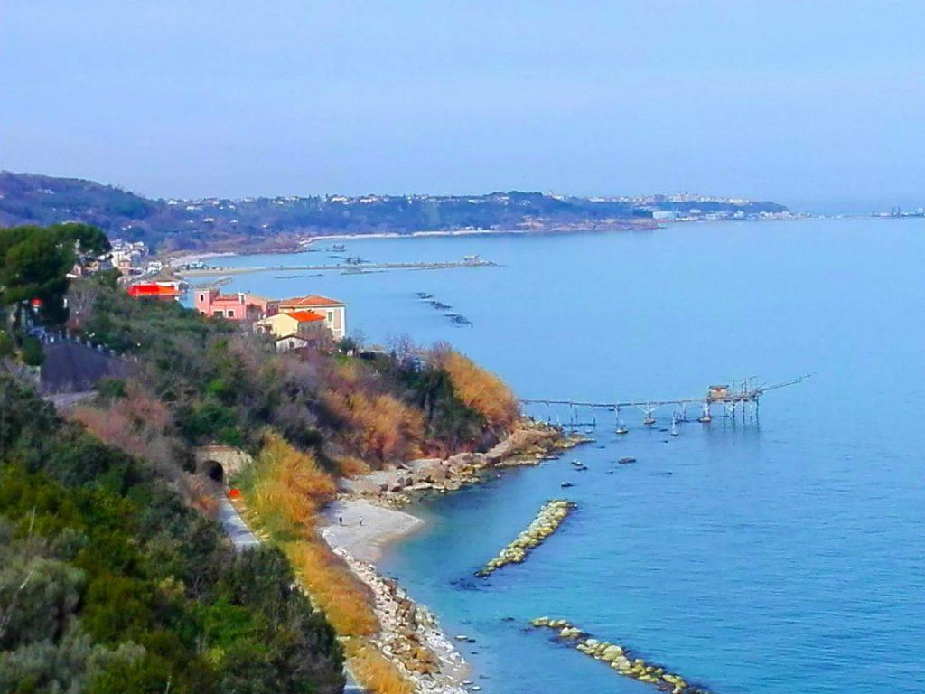 Costa dei Trabocchi - Fossacesia. Foto di Dino Almonte